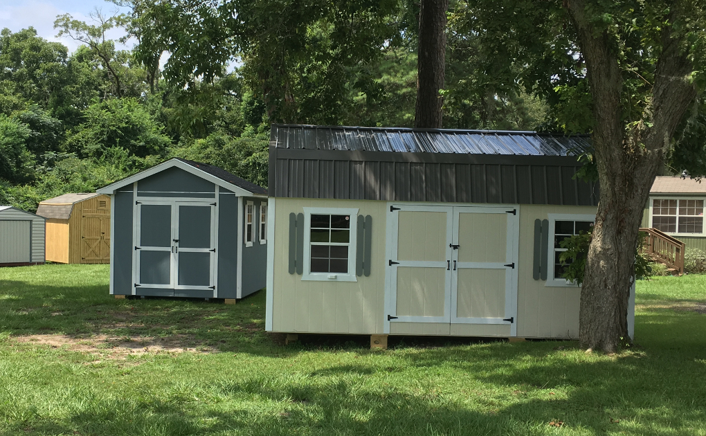 SOUTHERN STORAGE SOLUTIONS OFFERS HIGH QUALITY LOCALLY HANDCRAFTED PORTABLE  STORAGE BUILDINGS
